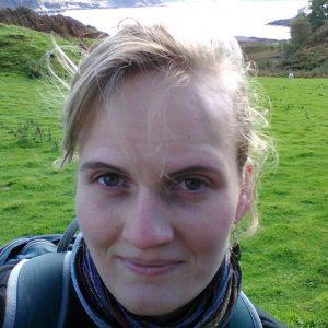 Portrait of Marieke Woensdregt